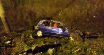 Sakarya'da iki araç çarpıştı: 10 yaralı