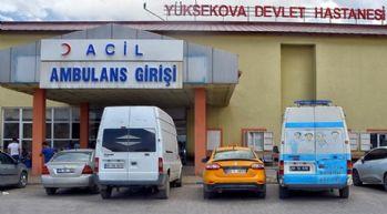 Yüksekova'da patlama: 1 çocuk hayatını kaybetti