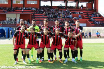 Yüksekova Belediye Spor:3 Tatvan Gençlerbirliği Spor: 0