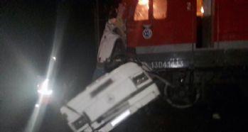 Rusya'da tren kazası: 19 ölü
