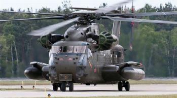 Japonya'da ABD askeri helikopteri düştü
