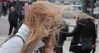 5 il için kuvvetli rüzgar uyarısı sürüyor