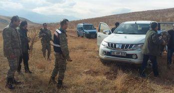 Kaçak avcılara 5 bin 500 lira para cezası