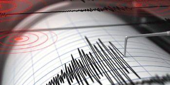 Deprem meydana geldi
