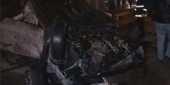 Van'da trafik kazası; Yaralılar var
