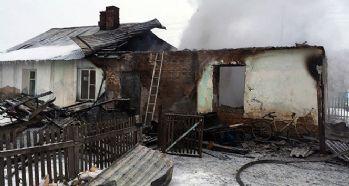 Rusya'da yangın: 5 ölü