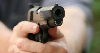 Karı kocaya silahlı saldırı