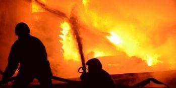Çıkan yangında: 4 ölü, 23 yaralı