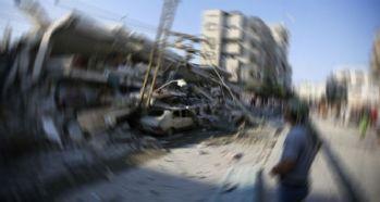 İsrail Gazze'ye saldırdı: 1 ölü, 25 yaralı