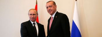 Rusya Devlet Başkanı Putin, Ankara'da