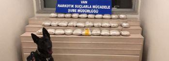 Van'da Uyuşturucu operasyon
