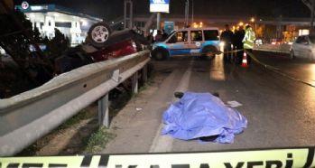 Trafik kazası: 1 ölü, 3 yaralı!