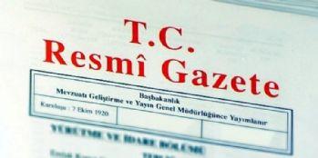 Atama kararları Resmi Gazete'de yayımlandı!!