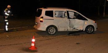 Elazığ'da kaza: 3 yaralı