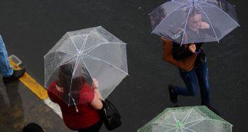 Meteorolojiden 5 il için yağış uyarısı !