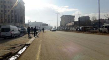 Yüksekova'da son 50 yılın en sıcak kışı