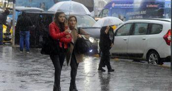 Meteorolojiden 5 il için yağış uyarısı!