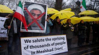 İran'da ölü sayısı 4'e yükseldi