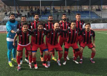 Yüksekova Belediyespor-Tatvan Gençlerbirliği'ni 5-0 yendi