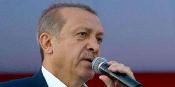 Erdoğan: Ey HDP, sokağa çıkarsanız biliniz ki güvenlik güçlerimiz sizin boynunuzdadır!