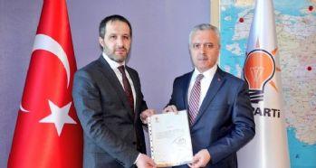 AK Parti'de Hakkari İl Başkanlığı'na atama yapıldı