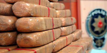 Van'da 88 kilo 456 gram eroin ele geçirildi