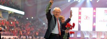 Yeniden Kemal Kılıçdaroğlu seçildi