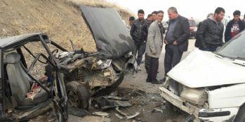 Van'da trafik kazası: Yaralılar var!