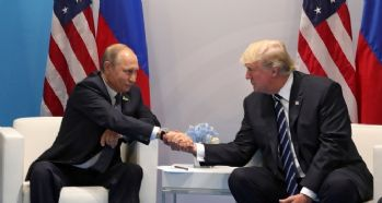 Rusya Devlet Başkanı Putin, Trump ile görüştü