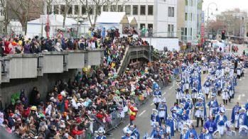 Almanya'da karnaval heyecanı