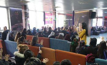 Yüksekova'da kadınlar günü etkinliği