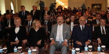TOBB Başkanı Hisarcıklıoğlu Van'da