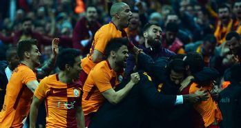 Galatasaray 2-1 Konyaspor