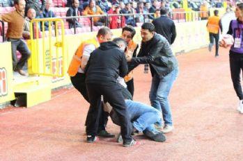 Yönetici maç sırasında kalp krizi geçirdi