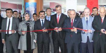 Van'da 'Tübitak Projeleri Sergisi' açıldı