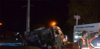 Feci kaza: 17 Ölü 38 yaralı