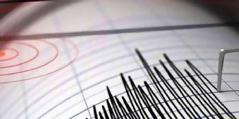 5,3 büyüklüğünde bir deprem meydana geldi