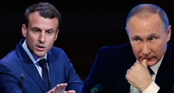 Putin ve Macron İran konusunda anlaştı