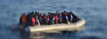 Göçmenleri taşıyan tekne battı: 7 ölü
