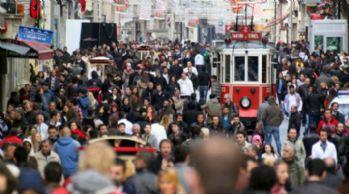 Türkiye'deki genç nüfus 2017 yılında 12 milyon 983 bin 97 kişi oldu