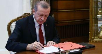 Erdoğan, torba kanun ve uyum yasasını onayladı