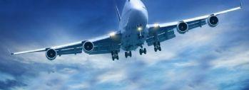 Uçak düştü: 100 kişi hayatını kaybetti