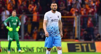 Trabzonspor ile Burak Yılmaz arasında ipler gerildi
