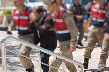 Van ve Elazığ'da 8 kişi tutuklandı