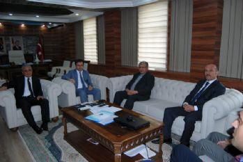 MEB Genel Müdürü Celil Güngör Yüksekova'da