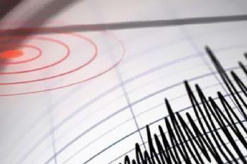 3.8 şiddetinde Deprem meydana geldi