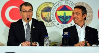Ali Koç'tan flaş Aykut Kocaman açıklaması