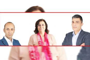 HDP Hakkari adaylarının bayram mesajı