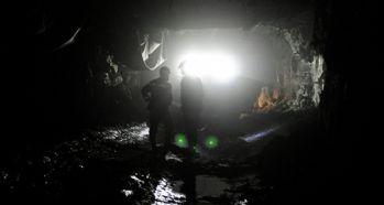 Rusya'da madende yangın!