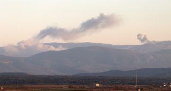 Afrin'de Patlama : 10 Ölü